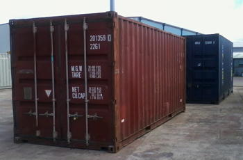 Box Freight Container Sales & Transport